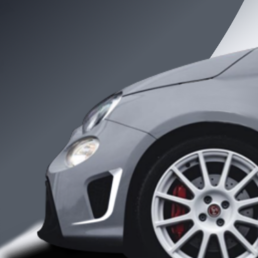 Air inlet stickers in all colours for the abarth 00 and abarth 595