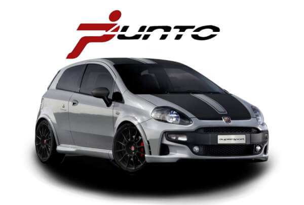 abarth punto grau test2