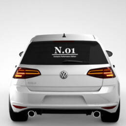 No.1 Rear window for all models