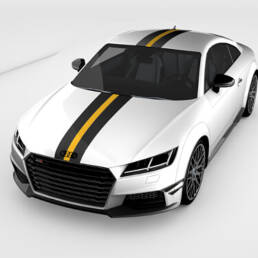 Forza1 median strips for all Audi Tuning models